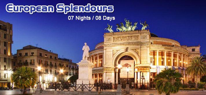 #EuropeGroupTours provides #luxuryEuropean #holidaytour #packages 2015 from #Delhi (India) #