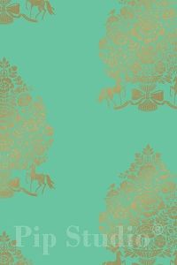 PiP for President Mint Green wallpaper