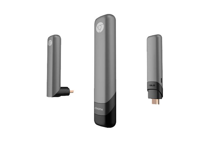 The Asus Chromebit Dongle Gives Any Screen a PC Brain