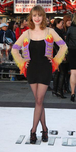 Dakota Blue Richards Photos: 'Star Trek Into Darkness' Premieres in London 2