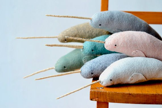 NARWHAL PILE PARTY!!!!!
