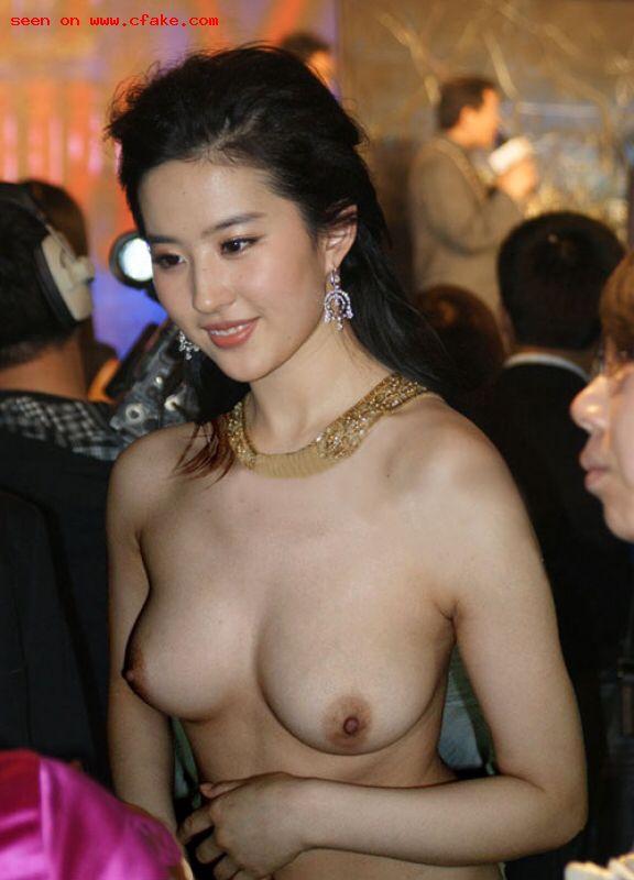 Beautiful liu yifei nu — pic 1