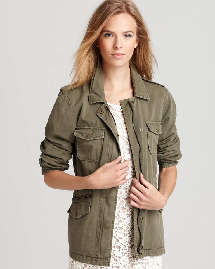 jacket-army