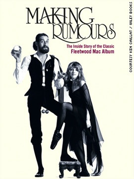 "Named 25th Greatest Album of All Time, ""RUMORS"" by Fleetwood Mac. It's been 35 years since its release."