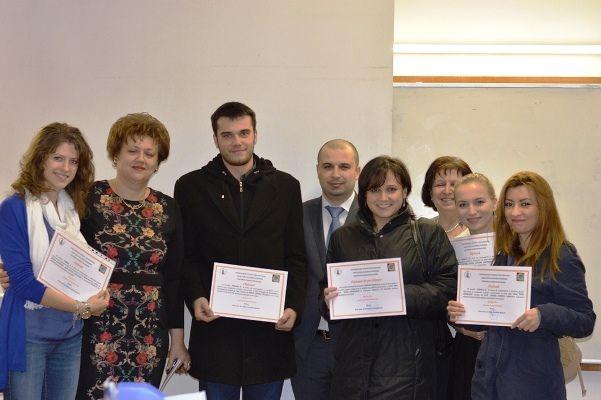 """Facultatea de Ştiinţe Economice, din cadrul Universităţii """"Ovidius"""" din Constanţa, în parteneriat Brise Group, a organizat recent Concursul """"Proiecte de afaceri pentru studenţi""""."""