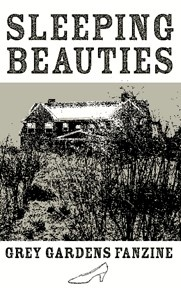 Grey Gardens • Edie Beale • Fanzine