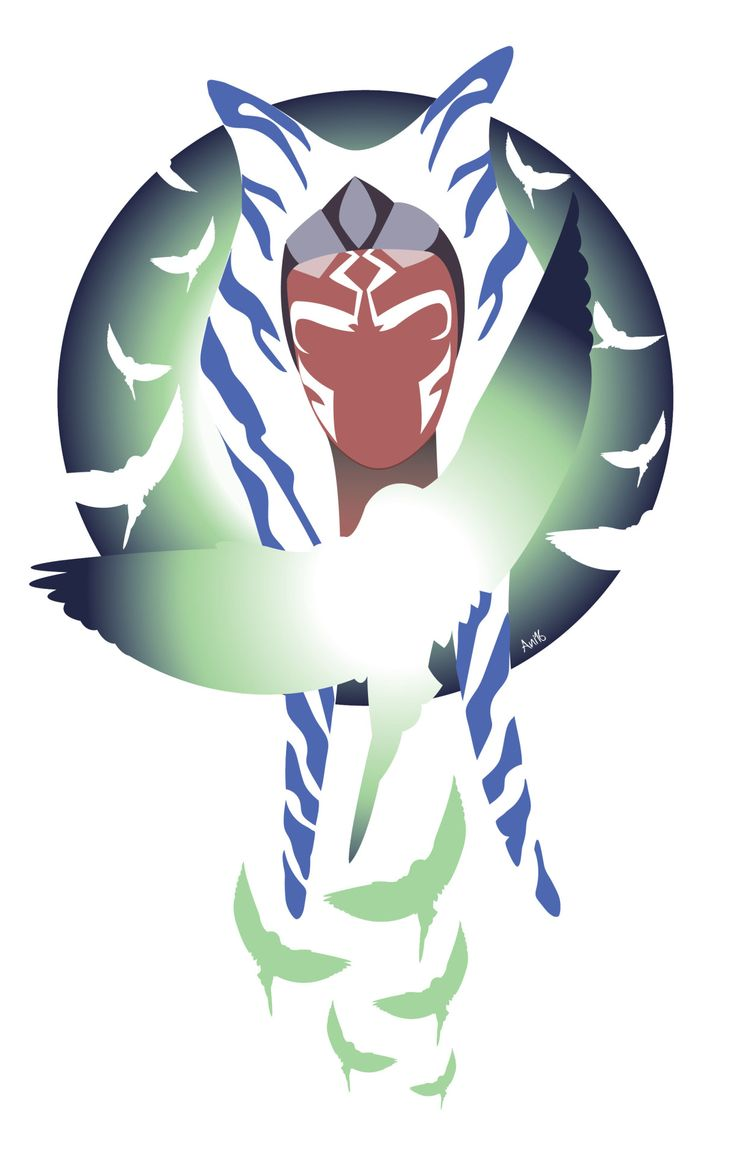 Joining the train on the bird symbol at the end of... #Ahsoka #AhsokaLives