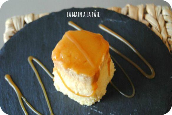 0012 Flan brioché au caramel au beurre salé {Multidélice ou pas !}