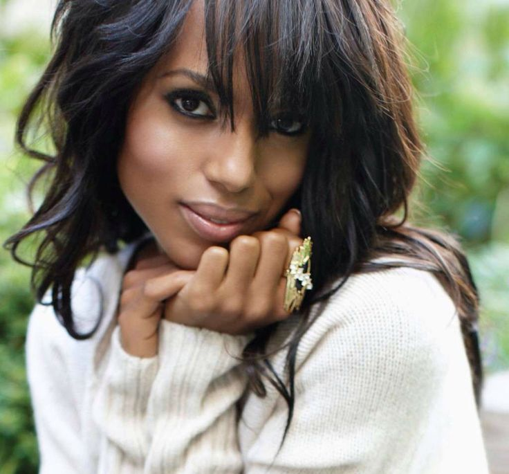 Pin By Kerry Dow On Great Hair Tricks And Tips: 42 Best Olivia Pope Hair Images On Pinterest