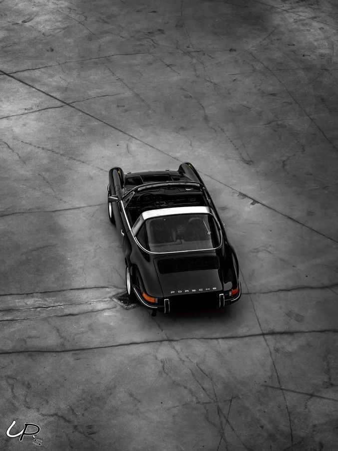 Porsche 911 Targa :: via vintageclassiccars