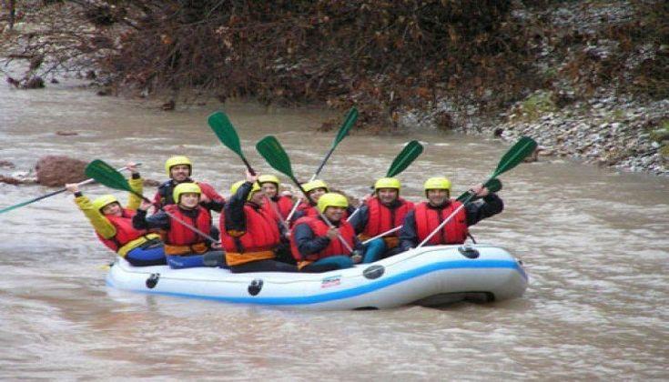 Ξενώνας Σεμέλη στο Καρπενήσι με δραστηριότητες Rafting, Ξενάγησης και Πεζοπορίας!