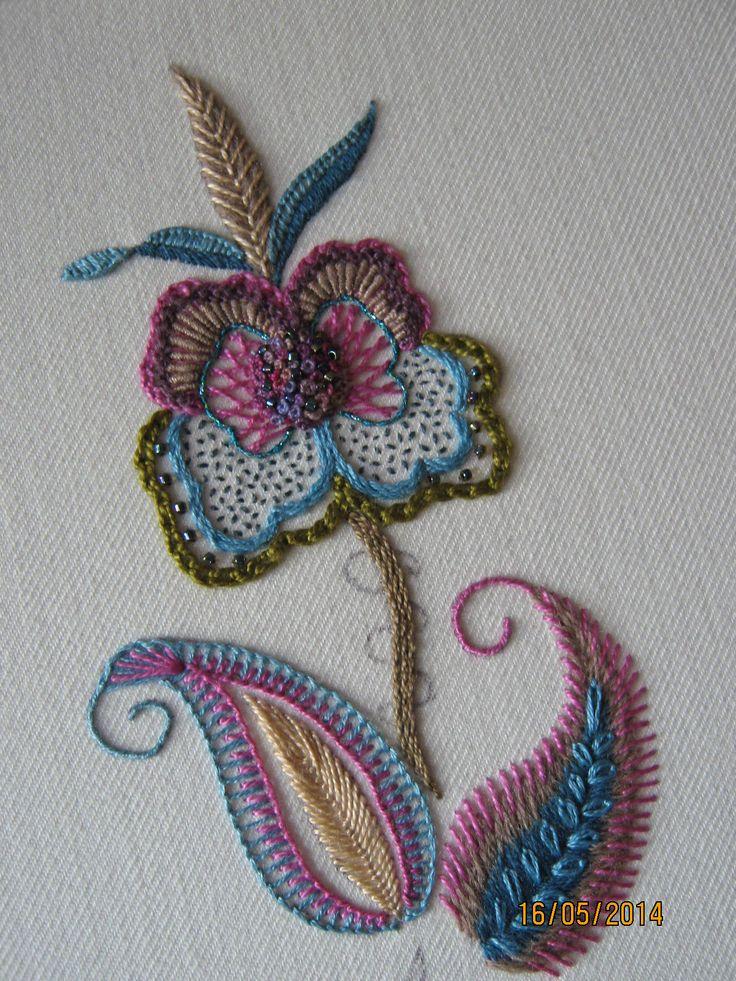 Scrumptious Stitcherie by Chris Richards http://ellascraftcreations.blogspot.co.uk/
