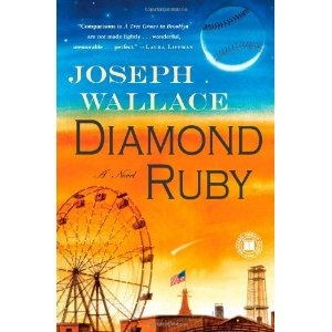Diamond Ruby: A Novel (Paperback)Book Club, Worth Reading, Book Stores, Book Awards, Wallace Paperback, Book Worth, Diamonds Ruby, Joseph Wallace, Book A Million