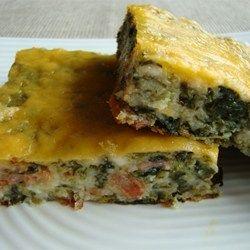 "5-Star Spinach ""Brownies"" - Allrecipes.com"