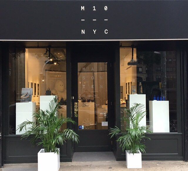 Maison 10! Next to the Ace hotel on 29th street! So excited to be a part of it!