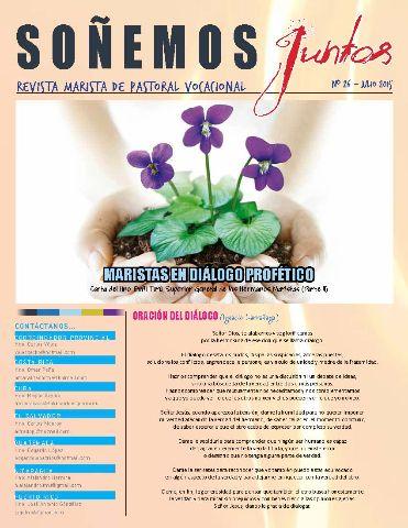 Guatemala: Revista Soñemos Juntos: Maristas en el diálogo profético - Prov. América Central