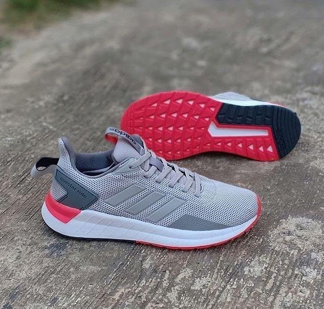 New Arrival Sepatu Adidas Questar Ride Grey Red Ready