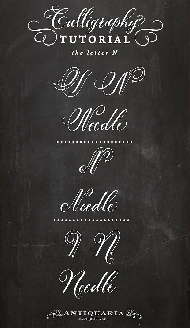 Best 25 Calligraphy Lessons Ideas On Pinterest