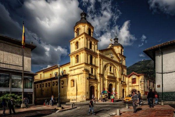 Candelaria Bogota