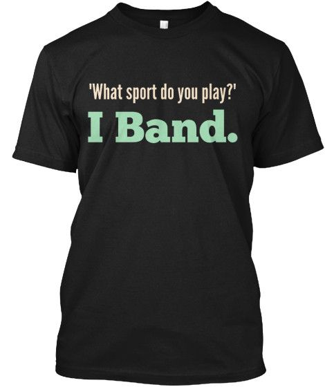 Show your MARCHING BAND pride with this expressive t-shirt! Great for middle…