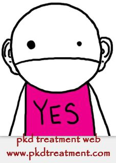 Can kidney cyst decrease GFR? Recently, a friend told one of his family was detected with cyst in kidney and also his test report shows low GFR level. He wonder if kidney cyst can cause decrease of GFR.