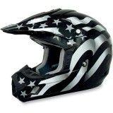 2014 AFX FX-17 Flag Youth Motocross Helmets