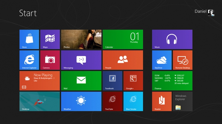Windows 8 Consumer Preview: First Impressions