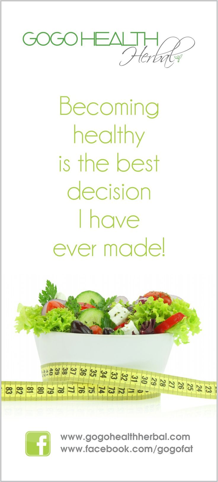 Becoming Healthy
