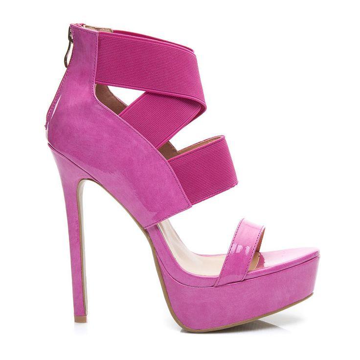 SKLEP Z BUTAMI DAMSKIMI -STYLOWEOBCASY.PL POLECA RÓŻOWE SANDAŁY https://styloweobcasy.pl/sandaly/75633-sergio-pink-high-heels.html