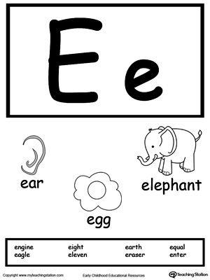 ... , Kindergarten english worksheets and Letter tracing worksheets