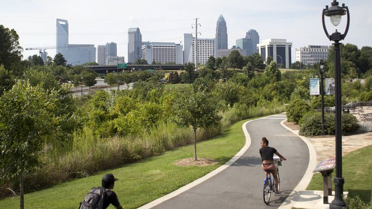 "Explore the ""Queen City,"" where downtown is Uptown, the Old South is new and the attractions range from bike routes to the Nascar Hall of Fame."