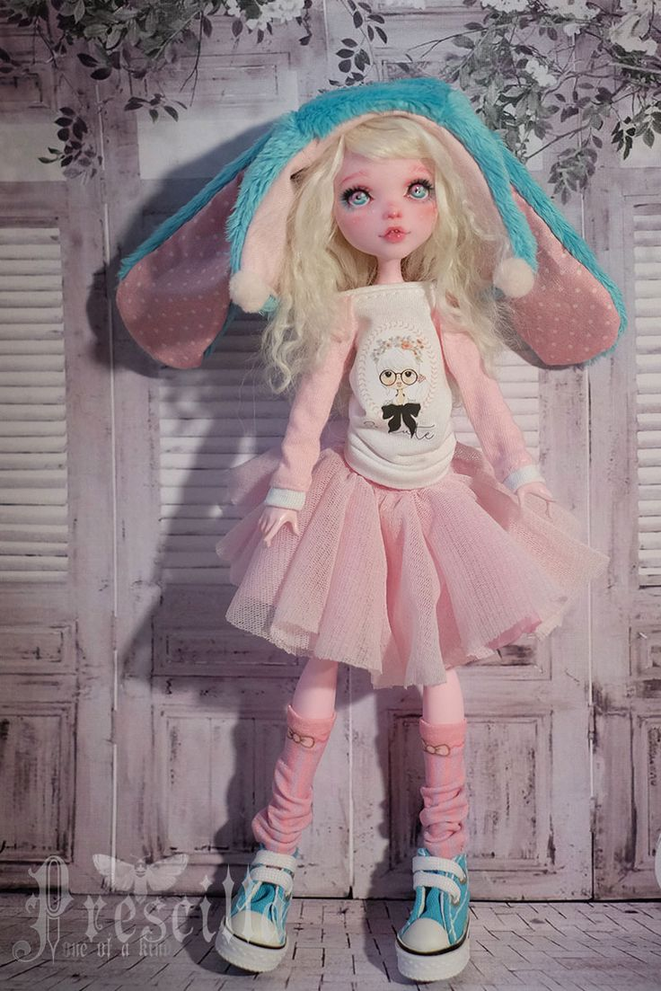 ♥♥♥ Prescilla | OOAK | ООАК Monster High ♥♥♥