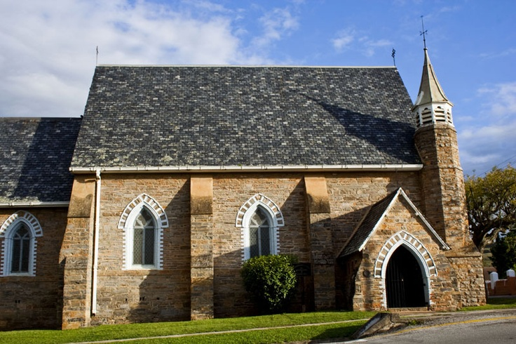 St Bartholemews Church, Grahamstown