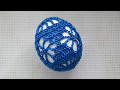 Чехол для пасхального яйца | Crochet by Ellej | Crochet by Ellej | Вязание крючком от Елены Кожухарь