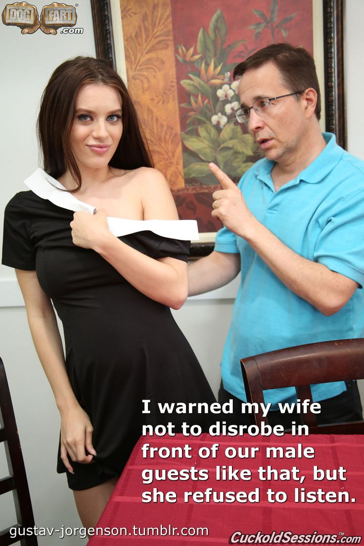 wife cuckolds husband