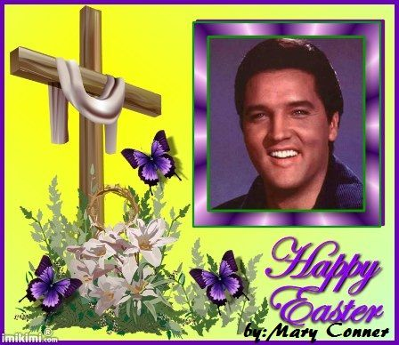 Bildresultat för happy easter with elvis