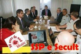 SALVADOR/) SSP e Secult discutem mudanças no Carnaval 2015 - .