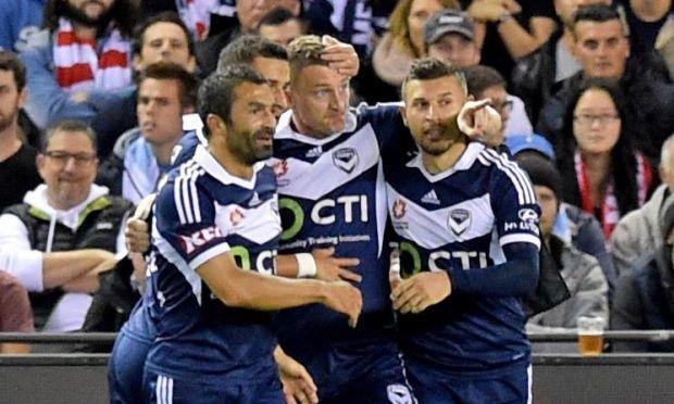 A-League semi-final: Melbourne Victory 3-0 Melbourne City – as it happened MELBOURNE Victory  #MELBOURNEVictory