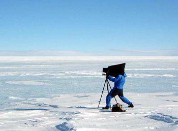 Photographer Gerry Johansson, Sweden.