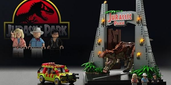Lego Jurassic World sets are coming next year - Next year, youll be able to head to theaters to catch Jurassic World, the fourth installment in the Jurassic Park series. Youll also be able to immortalize