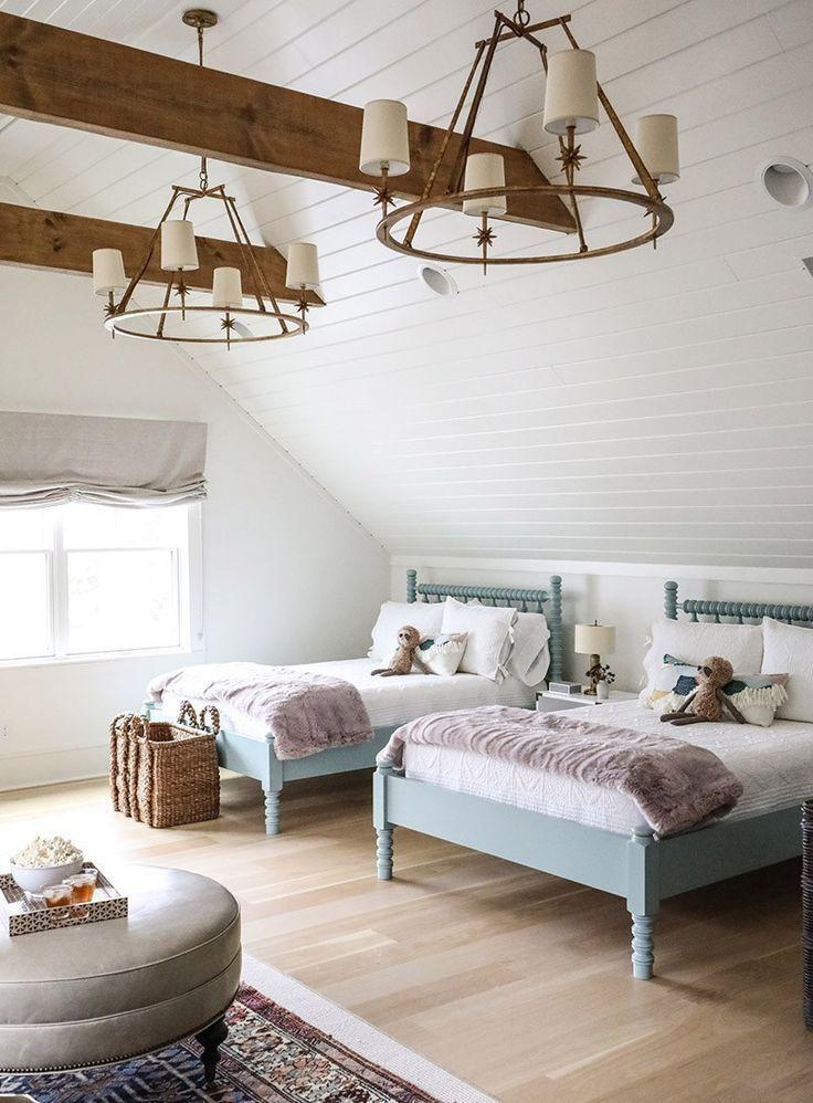 My Favorite Interior Style Series Modern Farmhouse Hydrangea Treehouse In 2020 Home Decor Bedroom Decor Bedroom Design