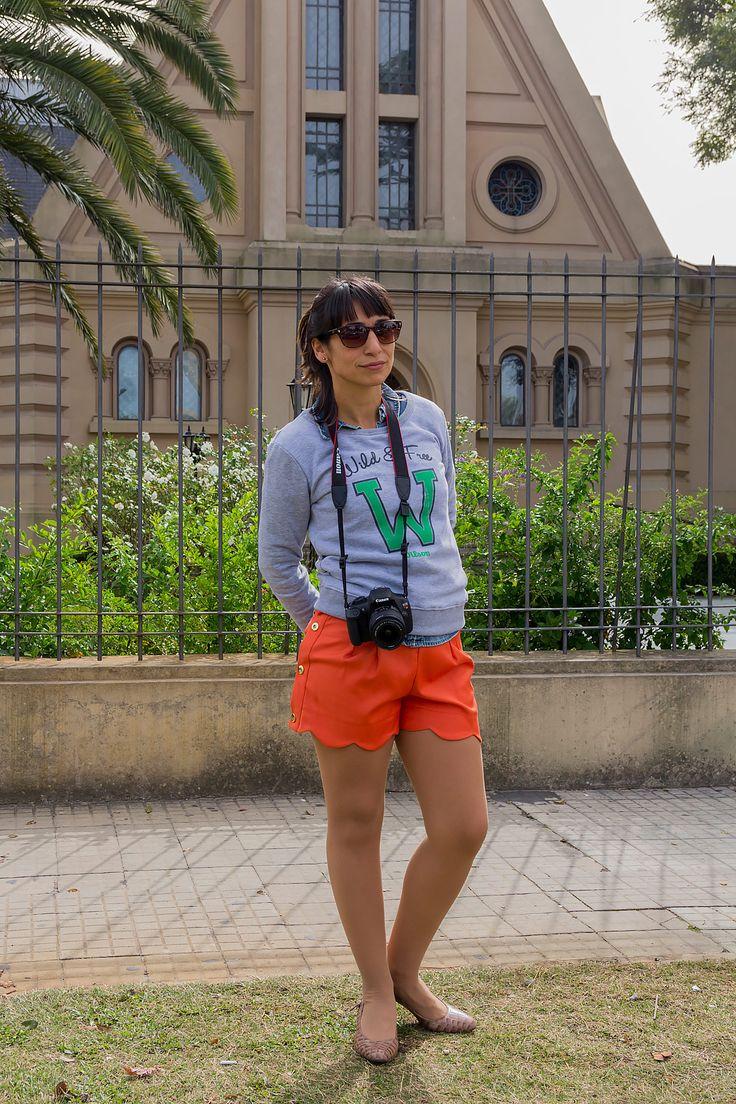 Fashion Blogger, en presentación de #Jazmín Chebar en #Espacio Magma. #Montevideo #Uruguay #TrendHuntingBuenosAires PH @juanponte