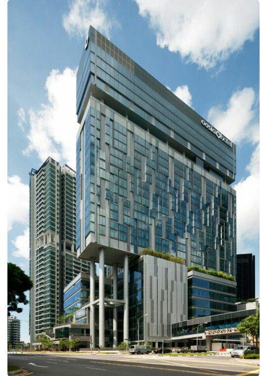 Different shaped buildings design architecture for Different architectural designs