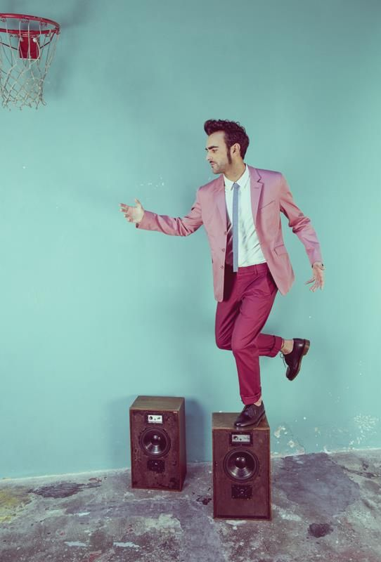 Marco Mengoni New Look 2013