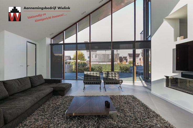 25 best Moderne woning of villa met lessenaarsdak