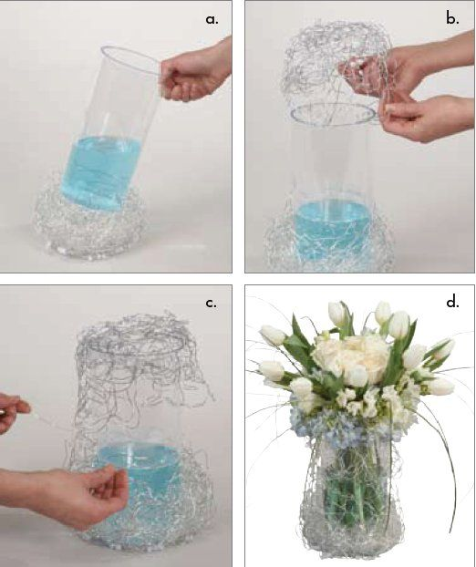 Do It Yourself Wedding Decorations Easy Tutorials Flower Girl Ring Bearer Pinterest