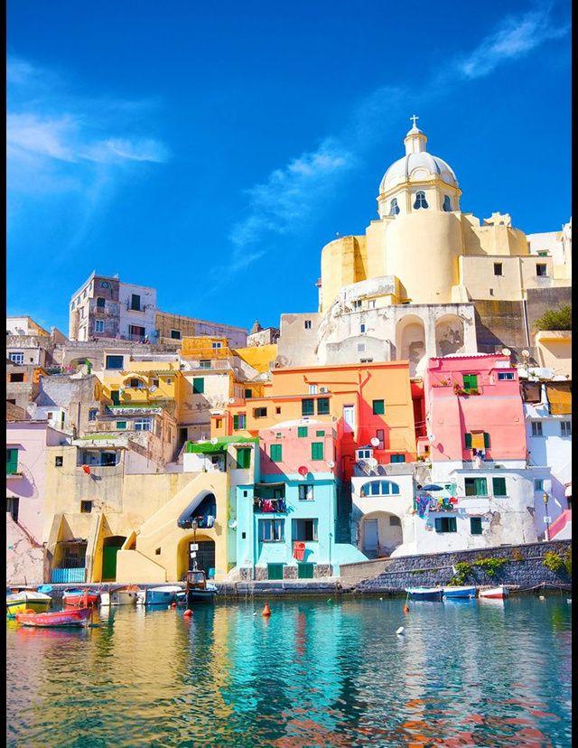 Les plus belles destinations d'Italie - Procida