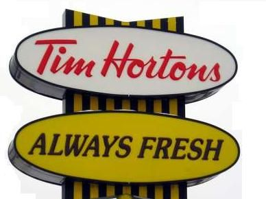 Enjoy a perfect cup of coffee and a donut at Timmy's!!! Or tea....... Always time for Tim Hortons!