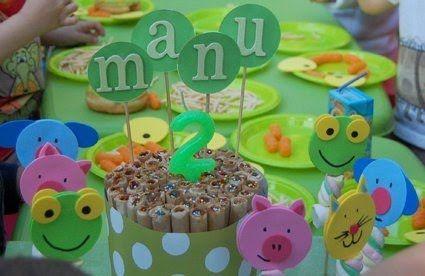 Party Design: Sapo Pepe! Cumpleaños a la argentina