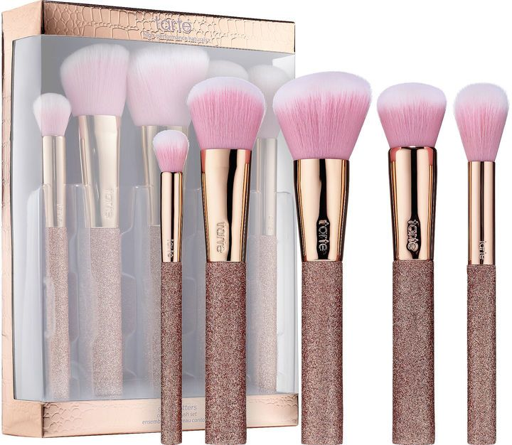 TARTE tarte Goal Getters Contour Brush Set